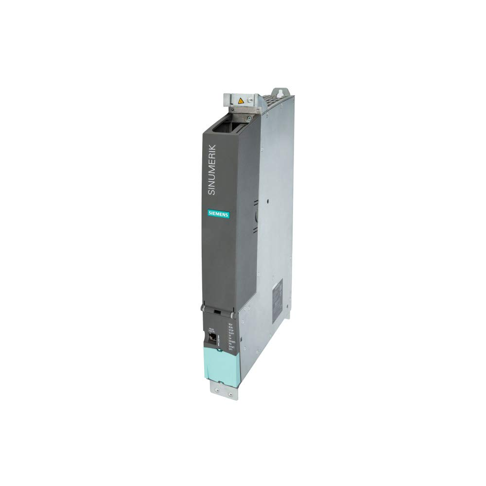 An image of the Siemens Sinumerik 840D NCU, a high-end Programmable Logic Controller.
