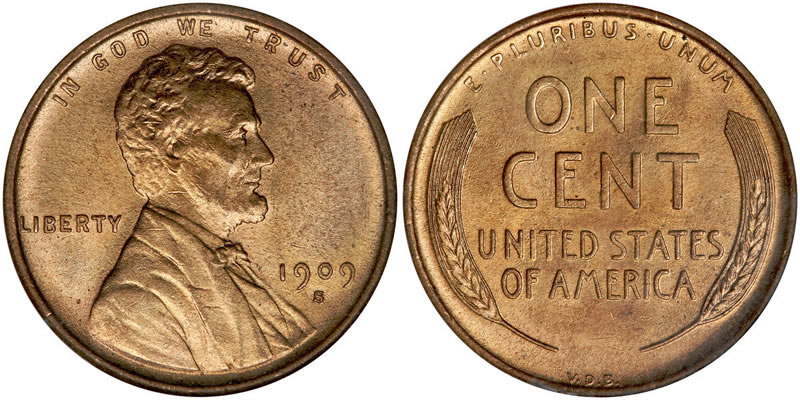 "An image of two US ""wheat"" pennies. One shows ""heads"" with a mint year of 1909; the other shows tails. This image was used on a home automation roundup under the heading, ""My two cents."""