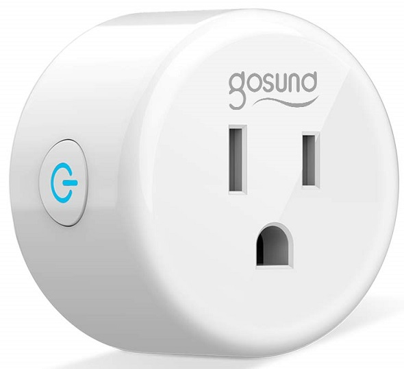My review of the Gosund Smart Plug.